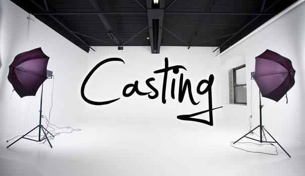 Gran Cala della Moda Casting 2018